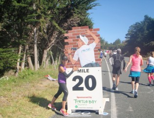Runner Hitting The Wall - You don't have to feel this way, learn how to beat the wall