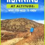 Running in colorado