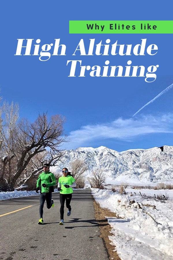 high altitude training benefits