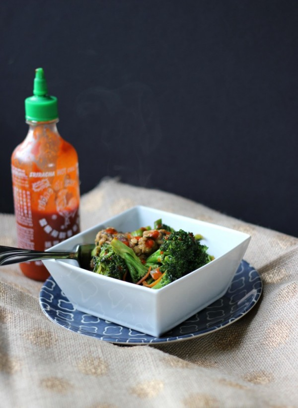 Recovery meals with fermented foods and probiotics - get the recipe for this tempeh broccoli stir fry and more