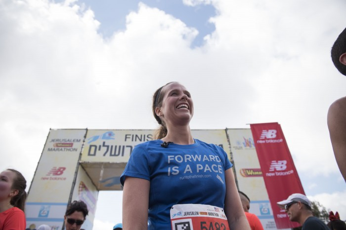 Jerusalem Marathon Review
