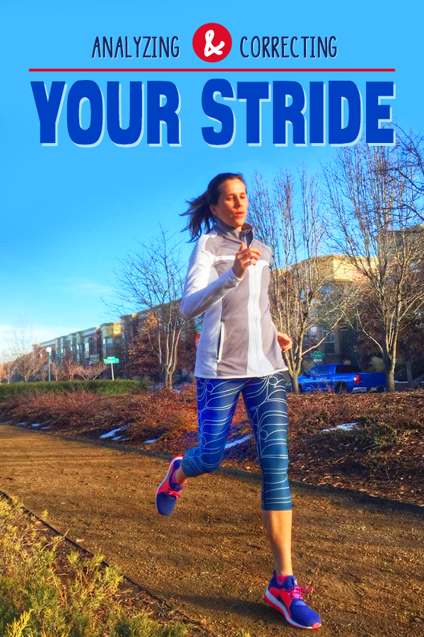 Analyzing and Correcting your Stride for Injury Free Running