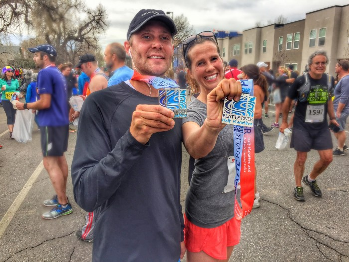 Platte River Half Marathon Race Review