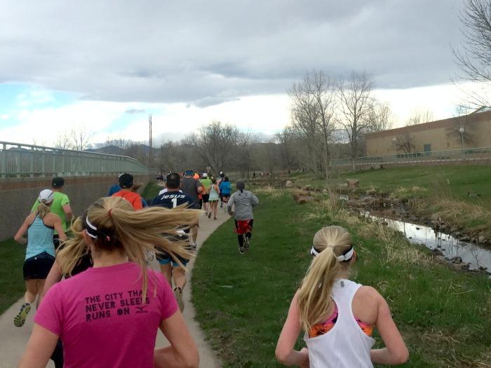 Platte River Half Marathon Course