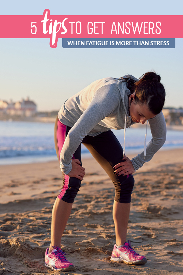 Is your marathon training causing fatigue or is it something more? How to get answers when doctors are brushing off your concerns - SUPER Import read!!