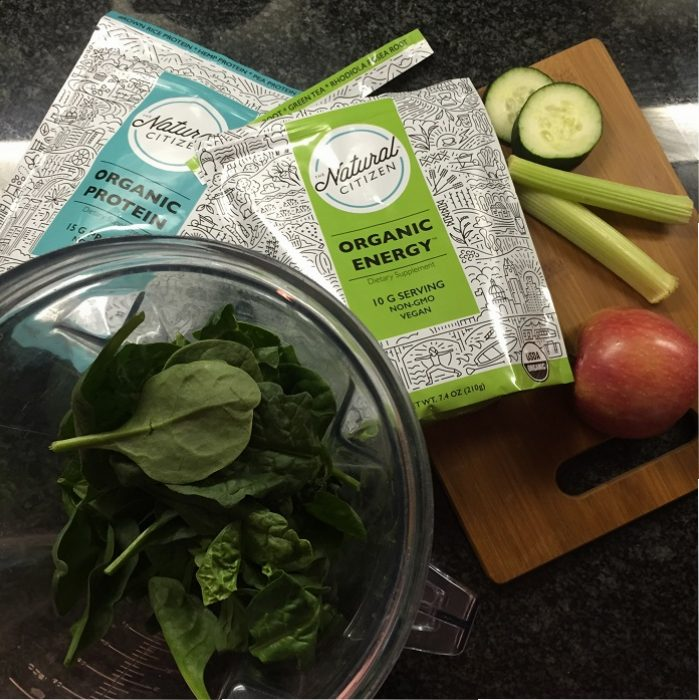 Organic Greens Powders to enhance your smoothie and aid digestion