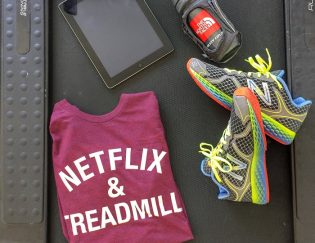 Running Motivation: Netflix and Treadmill, Super Powders and Gimmie All The Medals