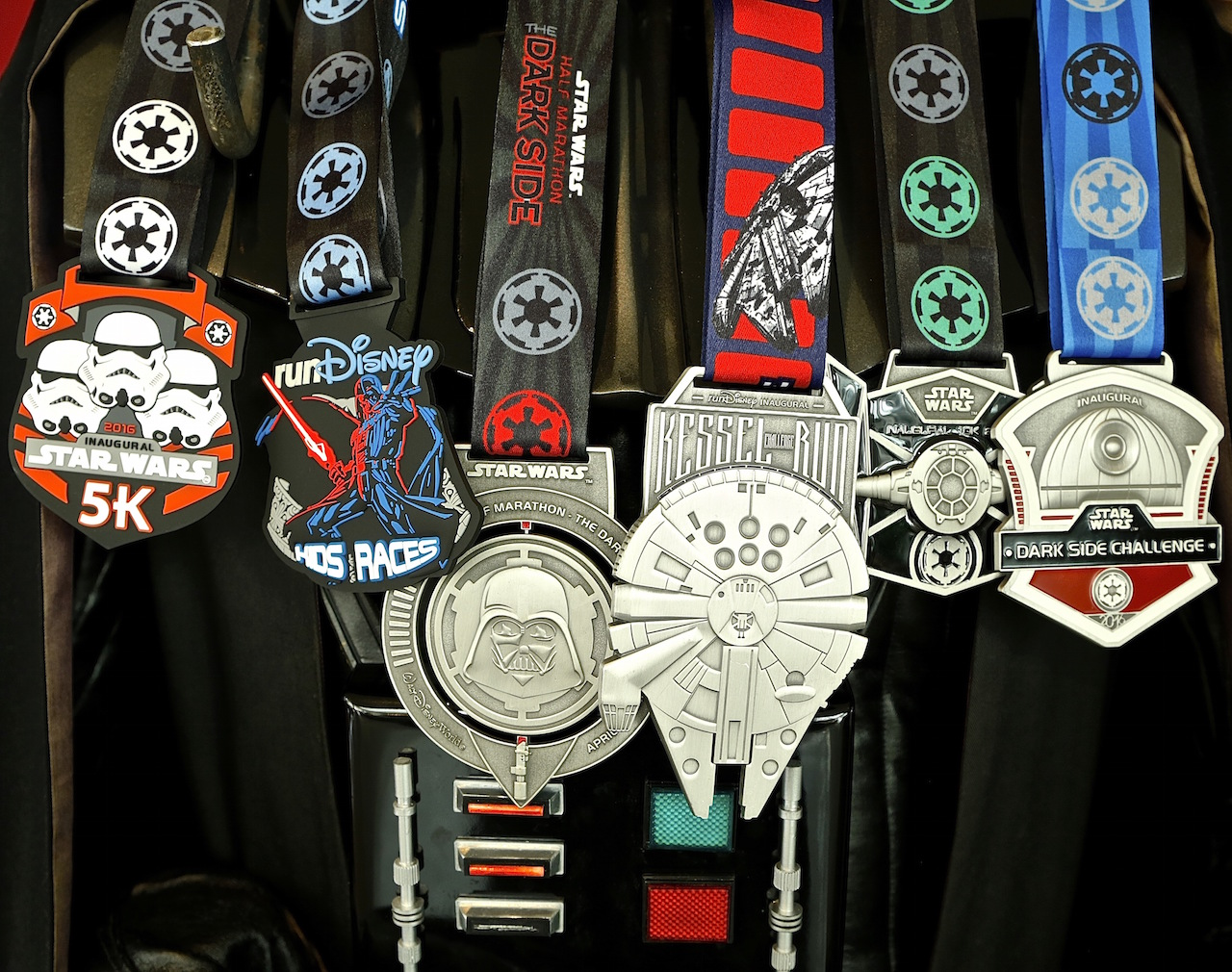 RunDisney medals -- all the tips you need to know before going for the bling