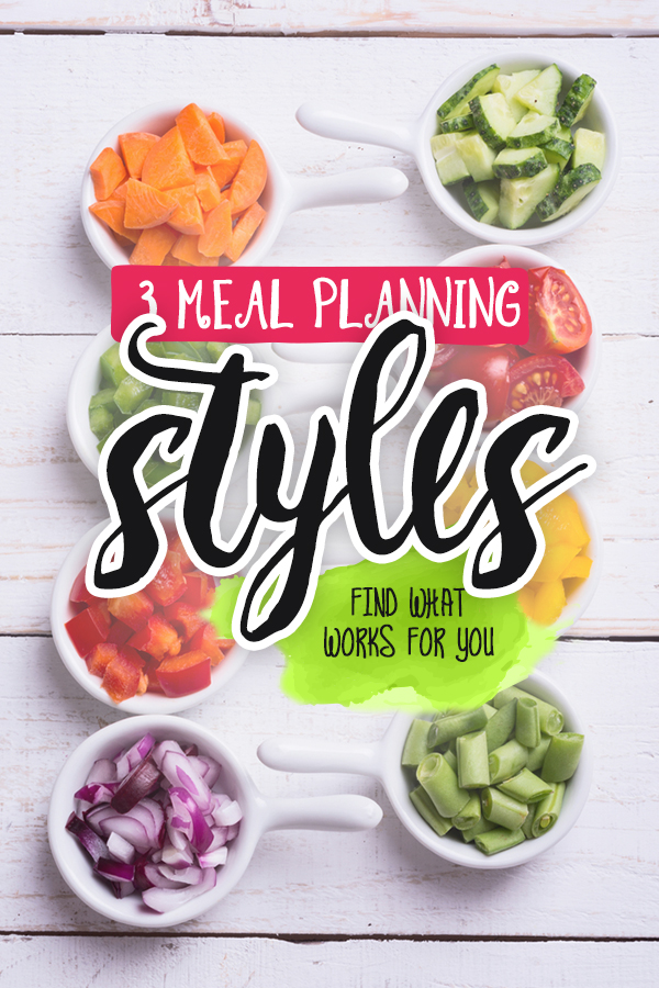 3 Meal Planning Methods: Which One Is Right For You? - Runtothefinish