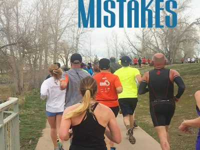 How to avoid common race day mistakes