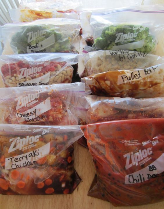 How to batch cook and freeze meals with graet meal planning