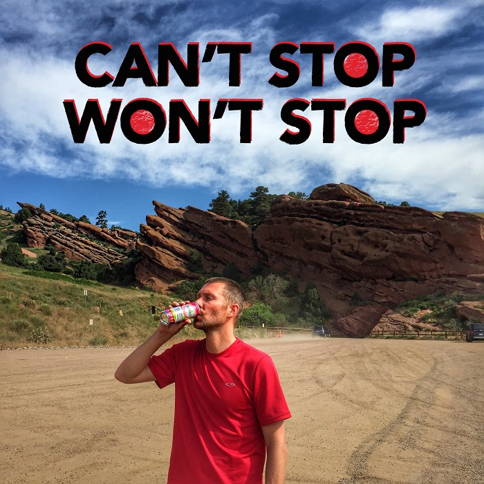 Can't stop, won't stop - could a pre-workout supplement help you go farther?