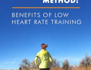 Maffetone Method – Low Heart Rate Marathon Plan