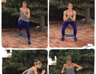 Resistance Band Workout For Hip Strengthening And Glute Activation