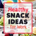 Building the Perfect Healthy Snacks to Beat the Runner Munchies
