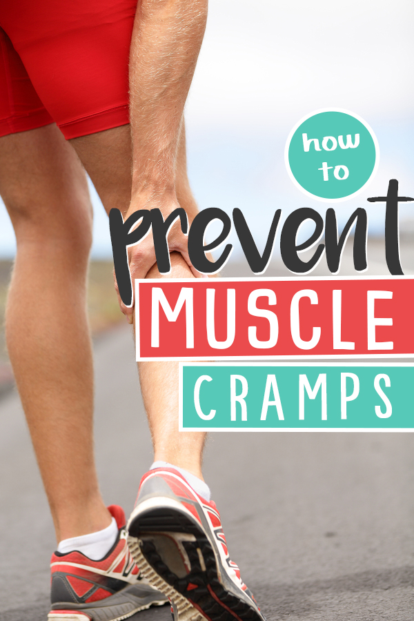 Prevent Running Muscle Cramps with Time Tested Tips