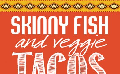 Skinny Fish Tacos {Easy, High Protein, Gluten Free}