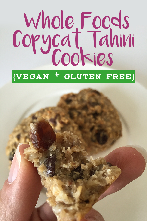 recipe: vegan chocolate chip cookies whole foods [21]