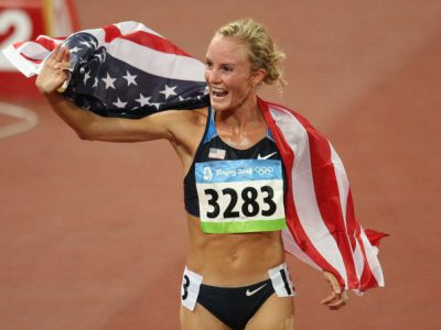 Lessons from Olympians