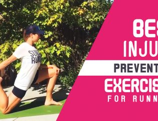 Best Recovery Snack and Injury Prevention Exercises for Runners