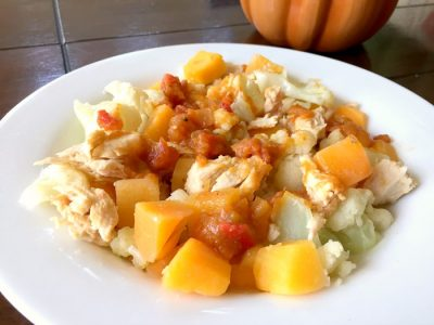 Harvest Chicken - slow cooker chicken recipe