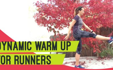 Could 5 Minutes of Dynamic Stretching be the Key to Better Running