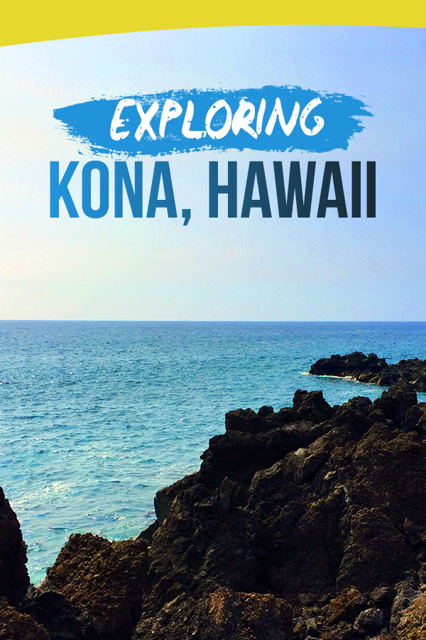 Kona Experience - what to see do and how we spent 4 days around the Ironman Championship