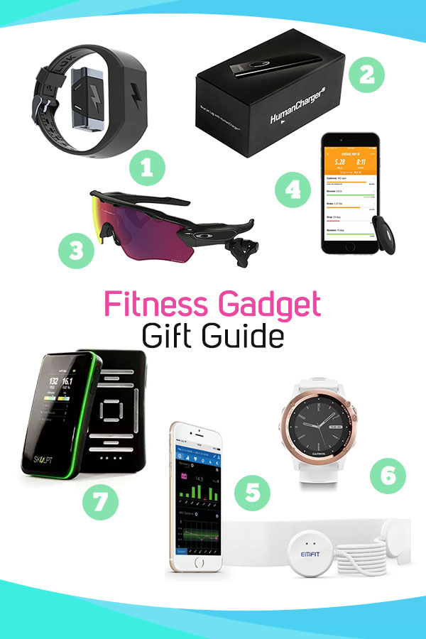 Fitness Gadgets that actually work - A gift guide for runners and fitness lovers