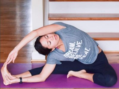 Yoga is more than stretching