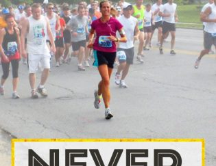 You're Never Too Slow, Old or Fat