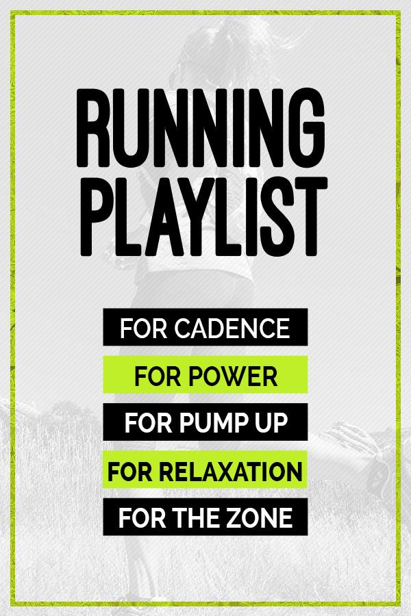 mejores canciones para correr