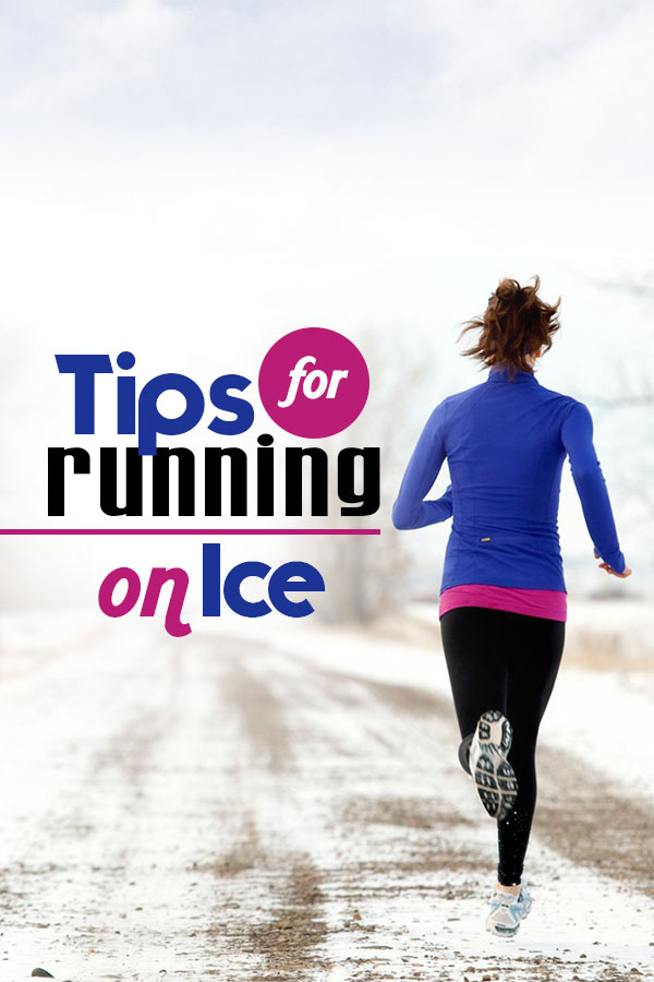 Tips for Running on Ice safely this winter