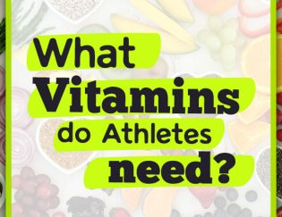 Healthy food is no longer enough to ensure you're getting the right vitamins to recover and perform