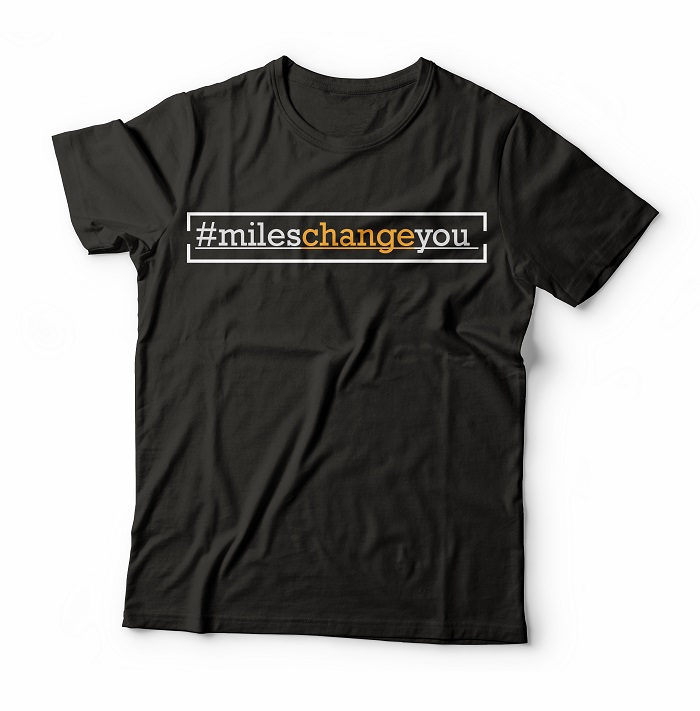 Miles Change You Shirt