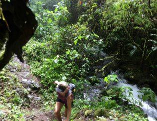 Costa Rica Adventure Challenge: The Trails