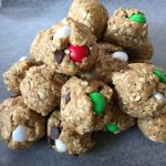 Mint Energy Balls: Cause It's Not Christmas Without Balls
