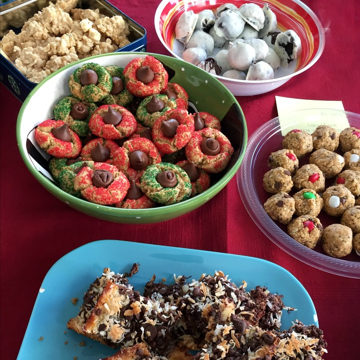 Cookie swap party