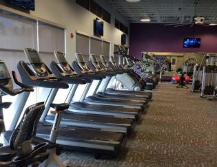 A Runner Walks in to a Gym
