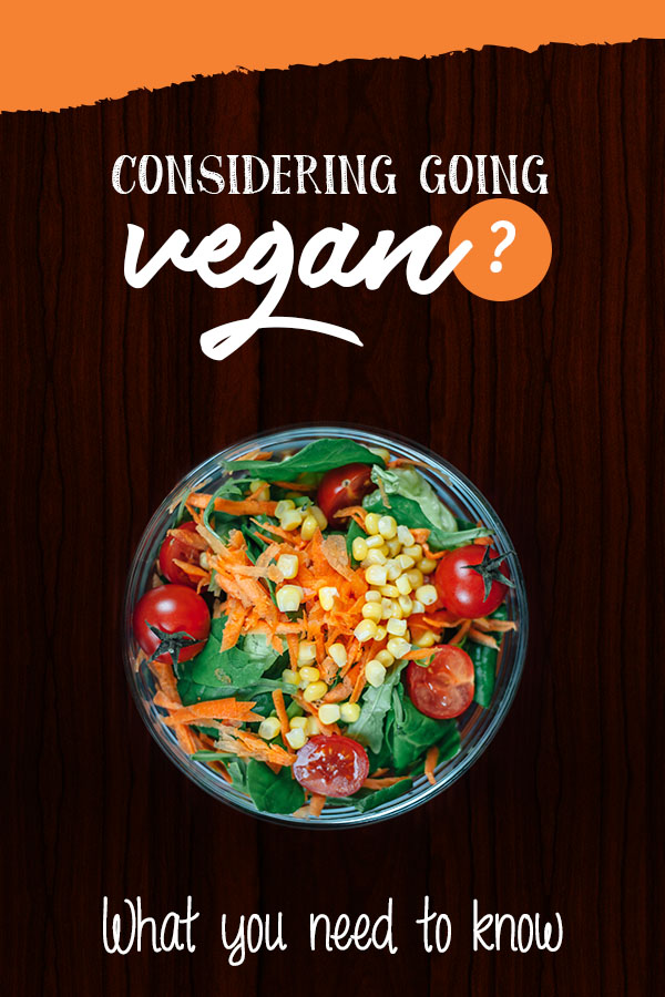 Tips for transitioning to a Plant Based Diet - what you need to know about being vegan