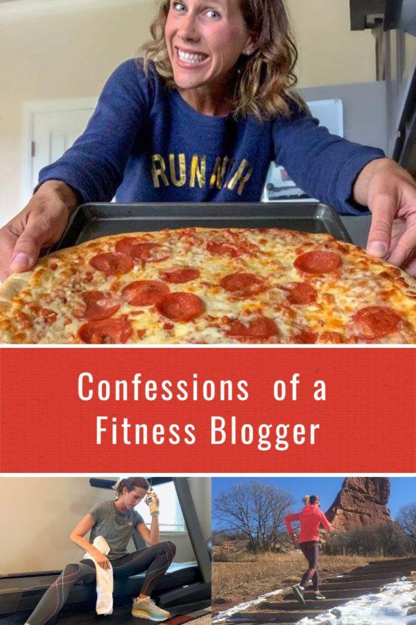 fitness blogger