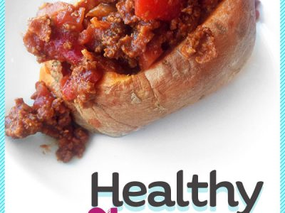 Whole 30 Sloppy Joes - healthy dinner recipe, gluten free and dairy free