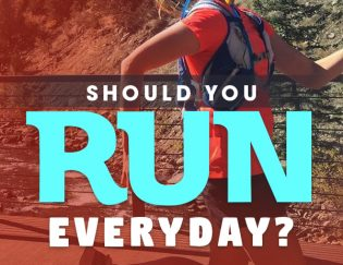 Should you run everyday? Why one coach says no
