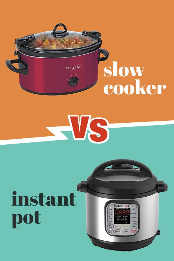 healthy sloppy joes plus slow cooker vs instant pot. Black Bedroom Furniture Sets. Home Design Ideas