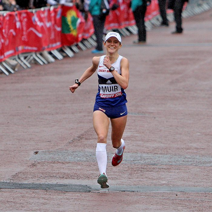 Tina Muir - Elite Runner