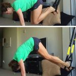 TRX Ab Workout: Cross Training with a Purpose