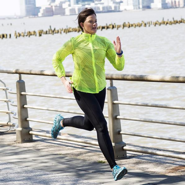 Ashely of Healthy Happier shares her running mind game tips