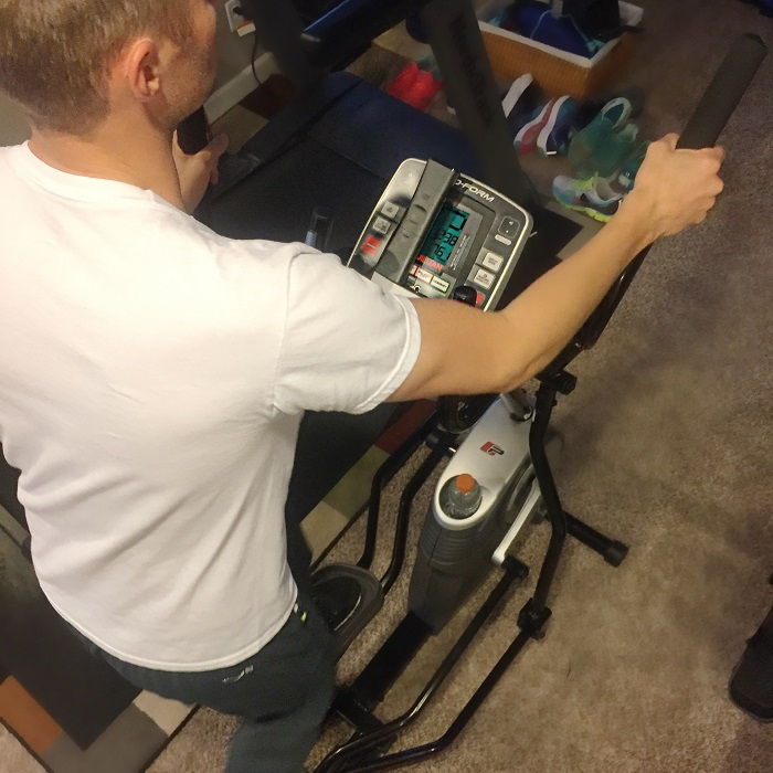 Proform elliptical review