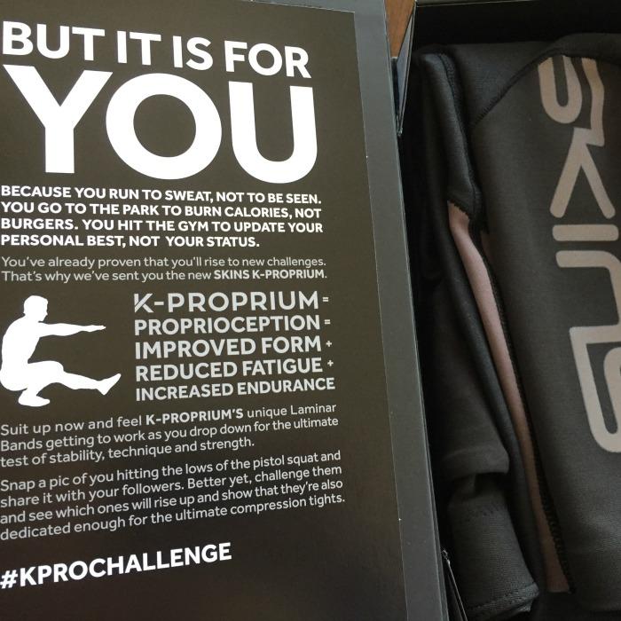 Skins KPRO compression pants review