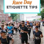 race day tips