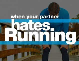 What To Do About Your Non-Runner (aka unhealthy) Spouse